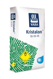 YaraTera KRISTALON 18-18-18